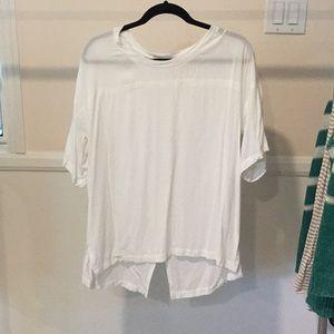 Bella Luxx white blouse